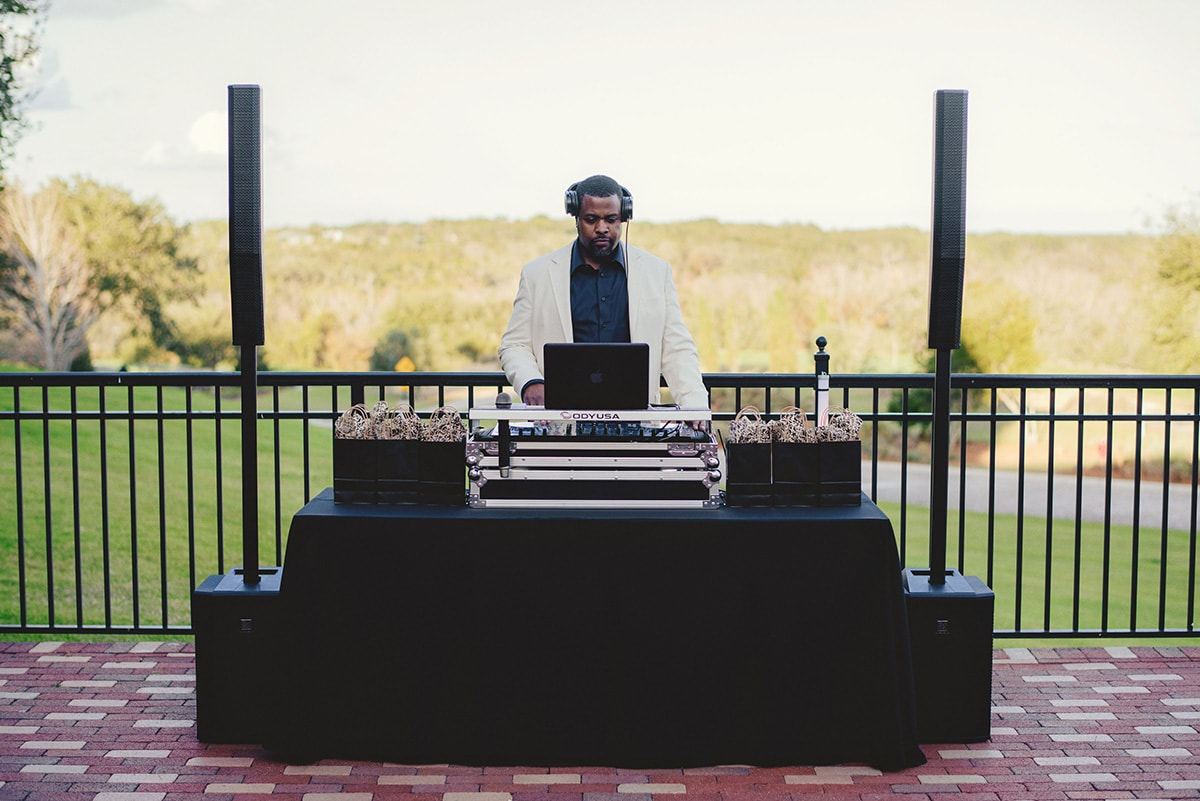 Orlando DJ Gary White | Orlando Wedding DJ and Events Packages & Pricing