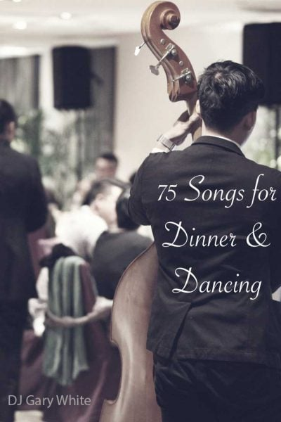 Wedding Reception Playlist 75 Dinner And Dancing Songs Orlando
